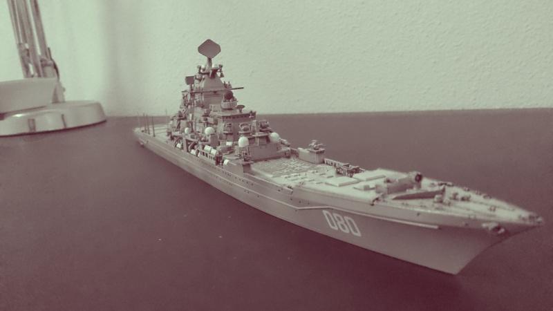 Admiral Nakhimov 1/700 cyber-hobby An1010