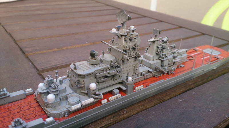 Admiral Nakhimov 1/700 cyber-hobby An110
