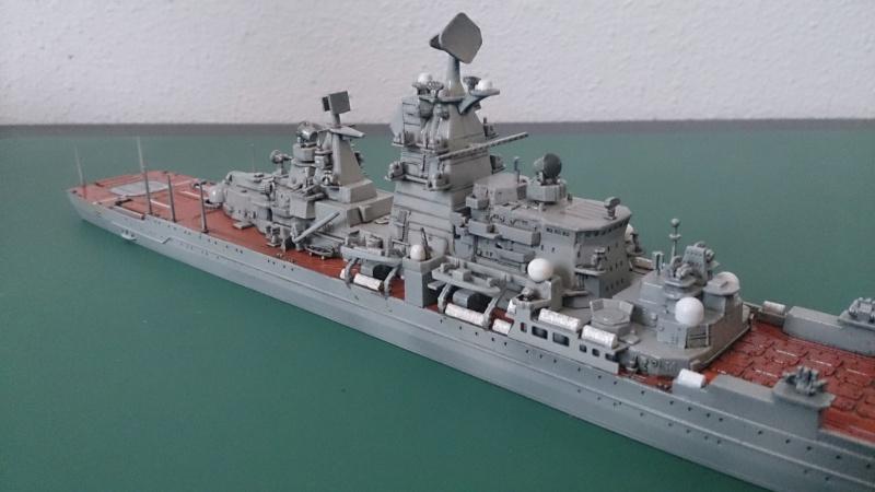 Admiral Nakhimov 1/700 cyber-hobby An1110