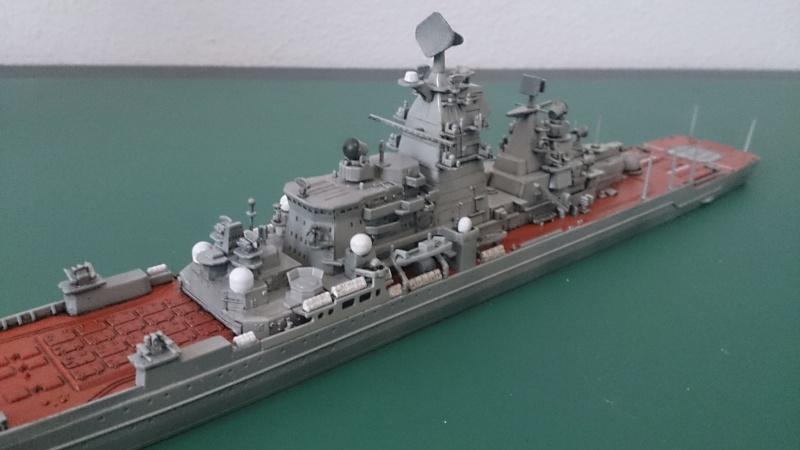 Admiral Nakhimov 1/700 cyber-hobby An1210