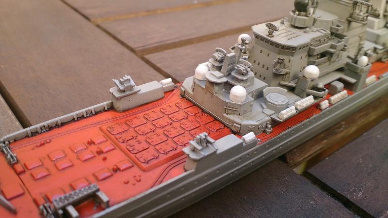Admiral Nakhimov 1/700 cyber-hobby An210