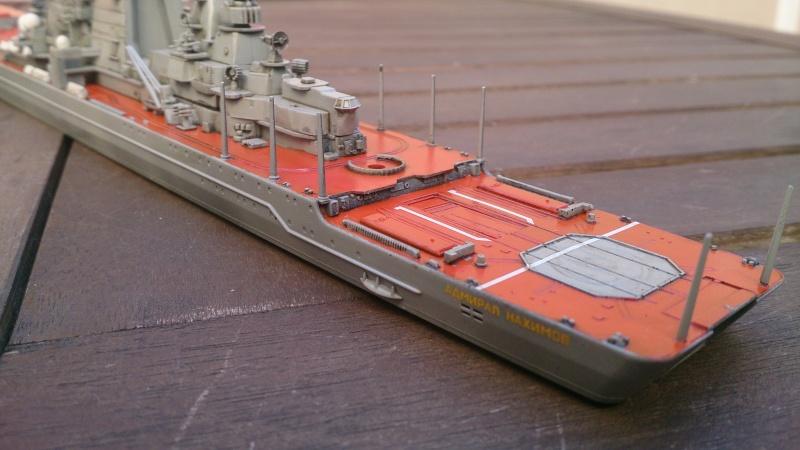 Admiral Nakhimov 1/700 cyber-hobby An310