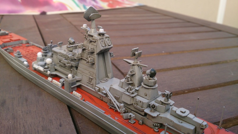 Admiral Nakhimov 1/700 cyber-hobby An410