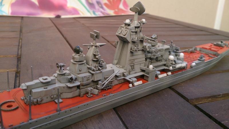 Admiral Nakhimov 1/700 cyber-hobby An510