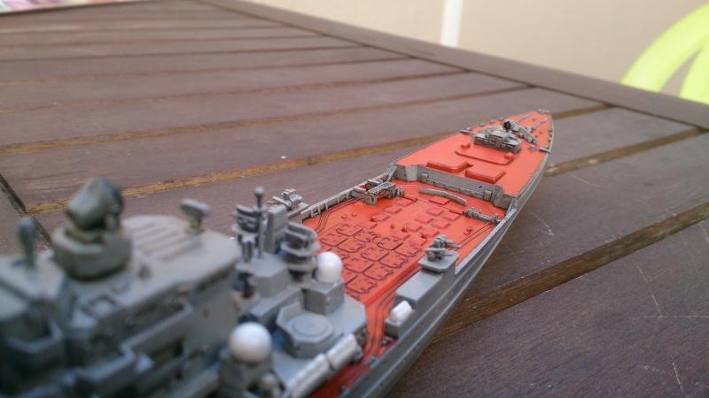 Admiral Nakhimov 1/700 cyber-hobby An710