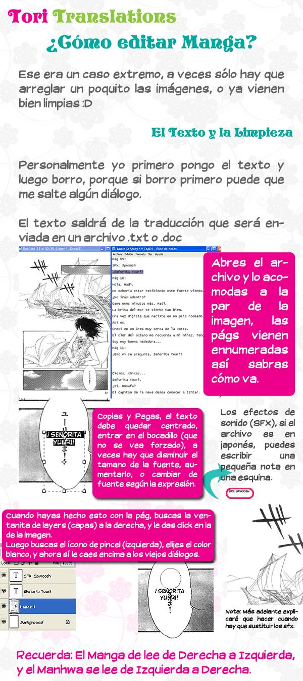 ¿Cómo Limpiar y Editar un Manga/Manhwa/Manhua? Tutori12