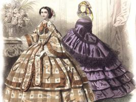 Costume femme 1858-l10