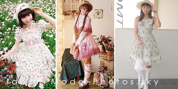 La mode lolita 31250510