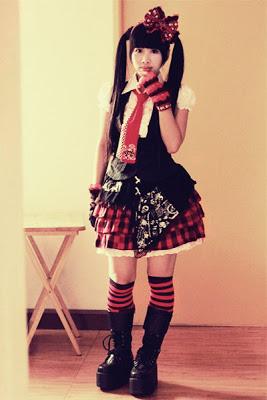 La mode lolita Doll-d10