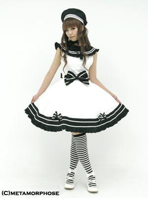 La mode lolita Sailor10
