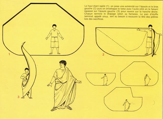 Costume romain Togejs10