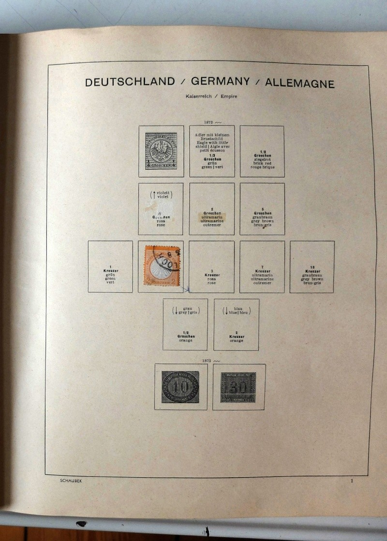 2 alte Alben / Wertbestimmung Dscf5518