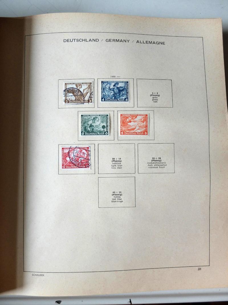 2 alte Alben / Wertbestimmung Dscf5522