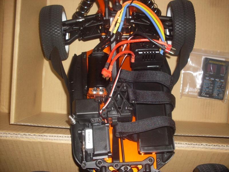 Peut on mettre une batterie 14.8V sur la HOBAO HYPER SS-E RTR Sdc11111
