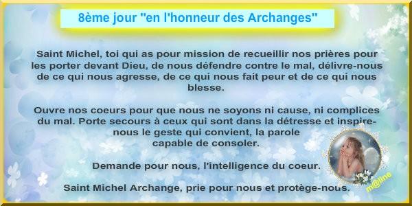 Neuvaine à Saint Michel Archange en lhonneur de sa fête le 29 Septembre Pizap_25