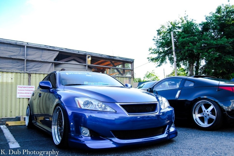 MY Lexus Is250 Me_and10