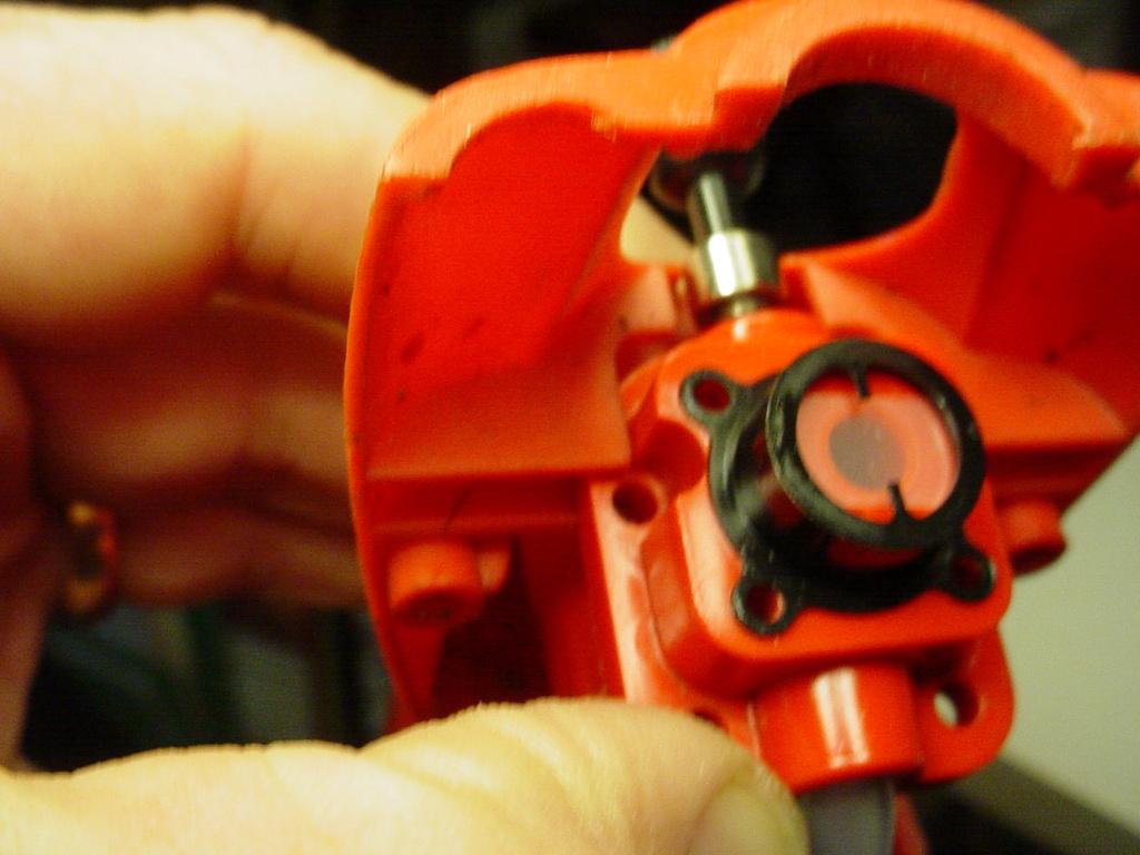 No mounting hole horseshoe backplate 12-20-10