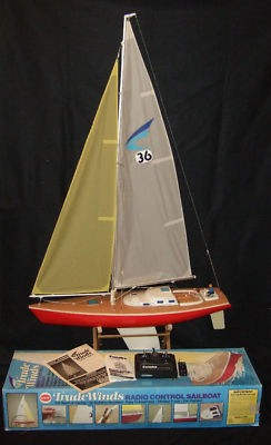 Wanted: Cox Tradewinds sailboat 1978-j10