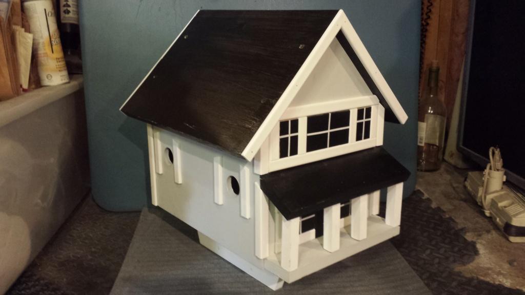 Bird Houses anyone? 20190211