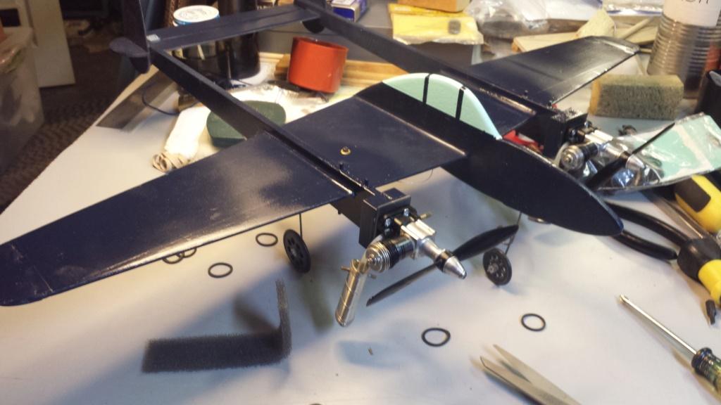 Landing-gear 1/2-A variations 20190829