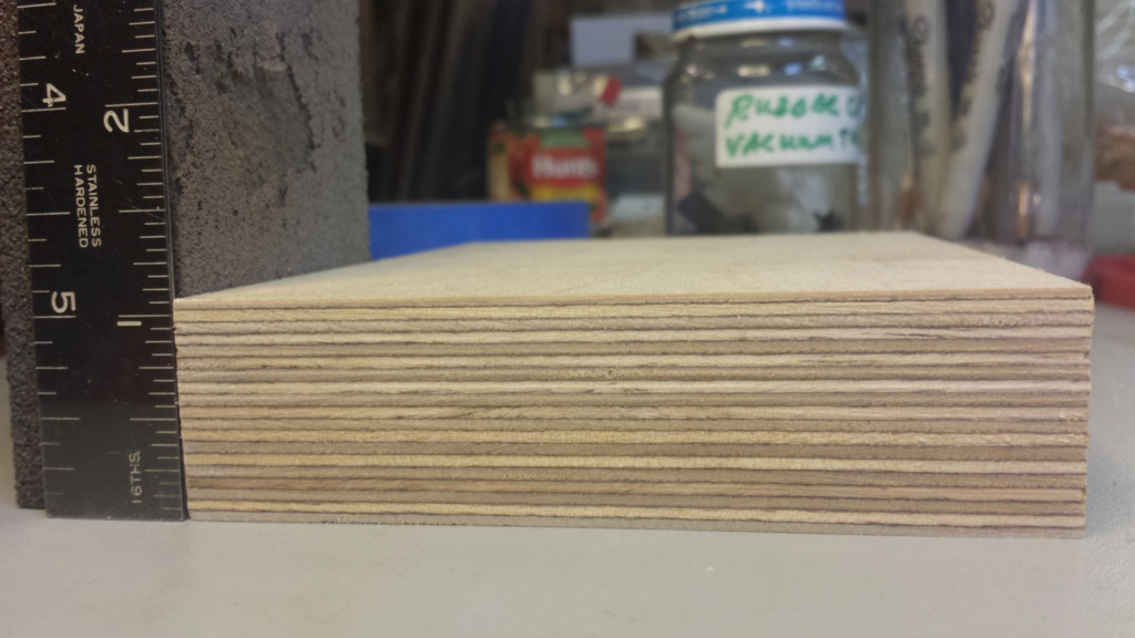 Birchwood-thin plys Baltic11