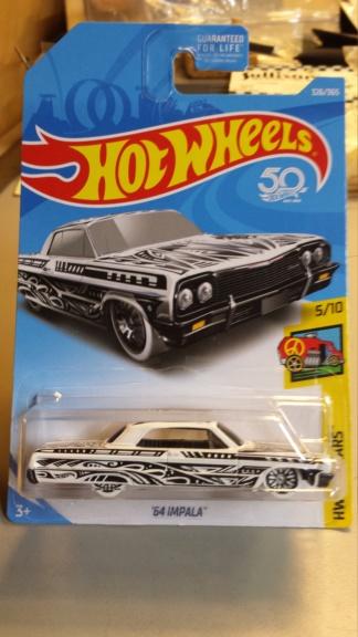 Mattel's Hot Wheels fans, a heads-up Chevy_13
