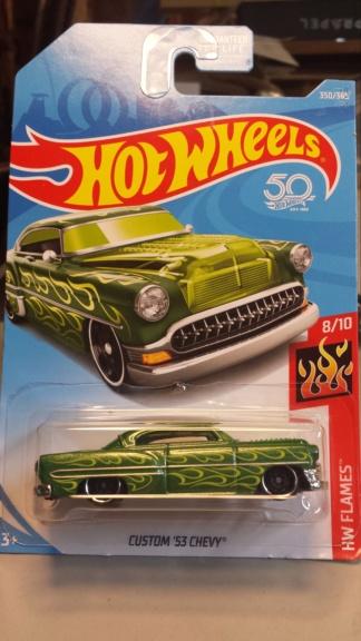 Mattel's Hot Wheels fans, a heads-up Chevy_14