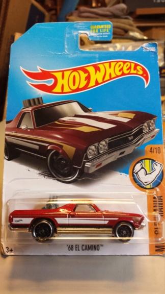 Mattel's Hot Wheels fans, a heads-up Chevy_17