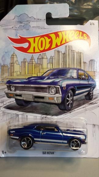 Mattel's Hot Wheels fans, a heads-up Chevy_19