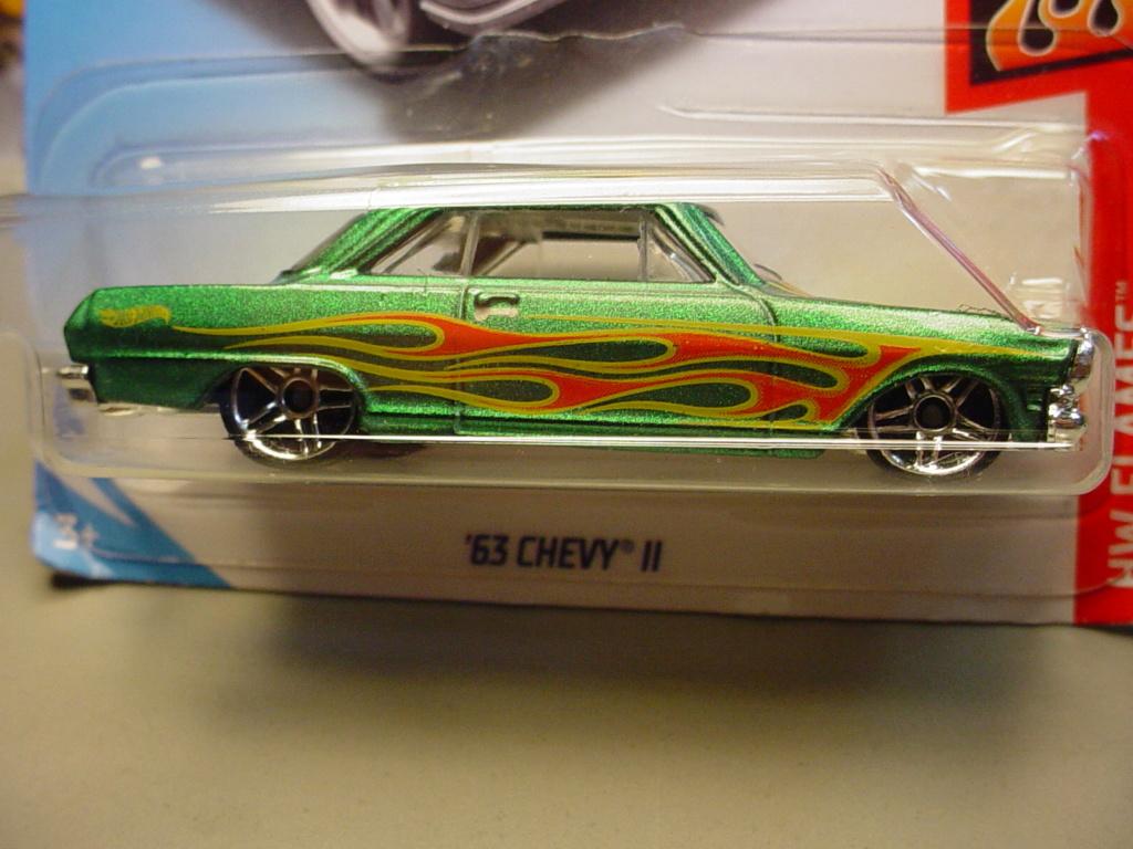 Mattel's Hot Wheels fans, a heads-up Chevy_20