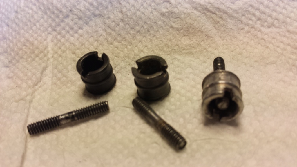 Prop hub nut Cox_0418