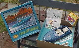 Cox Sea Bee Cox_se10