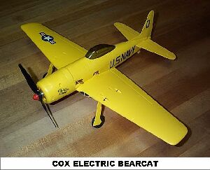 Cox Bearcat Coxbea10