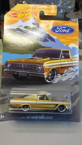 Mattel's Hot Wheels fans, a heads-up Ford_110