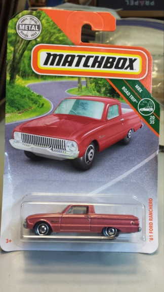 Mattel's Hot Wheels fans, a heads-up Ford_111