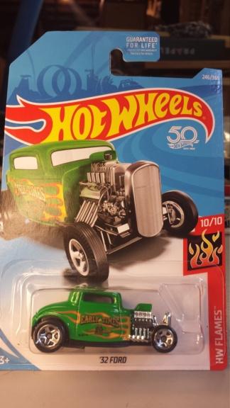 Mattel's Hot Wheels fans, a heads-up Ford_112