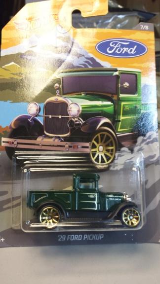 Mattel HotWheels  - Page 2 Ford_121