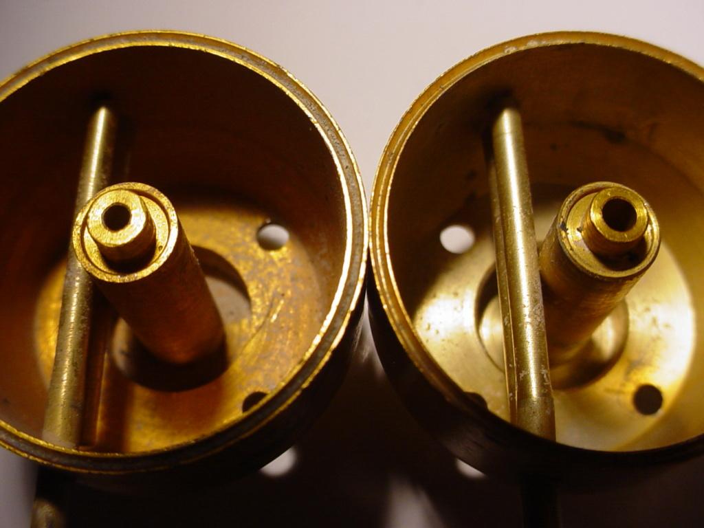 Venturi Size .049 Golden11