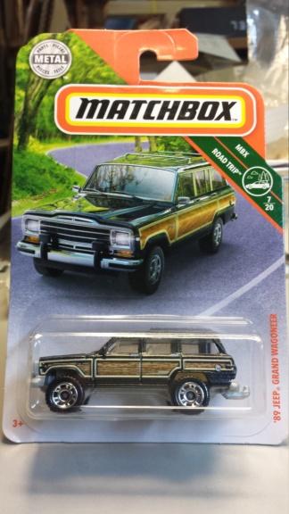 Mattel HotWheels  - Page 2 Jeep_110