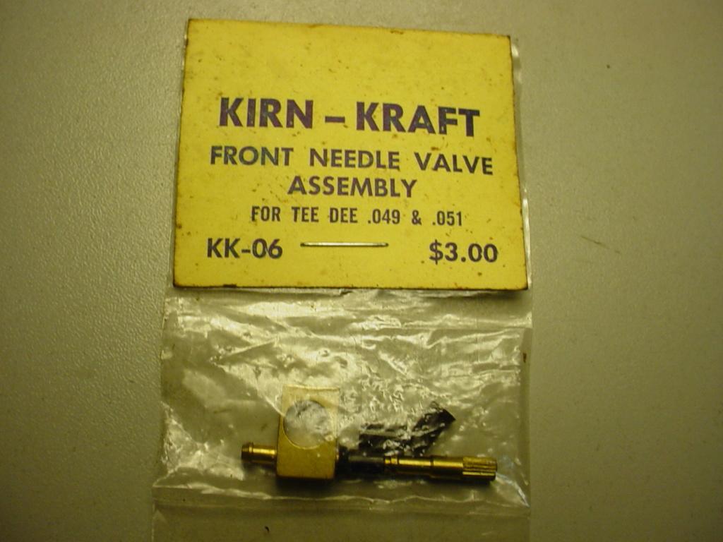Fine thread NV assembly for a TD Kirn_k10
