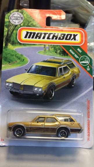 Mattel HotWheels  - Page 2 Oldsmo12