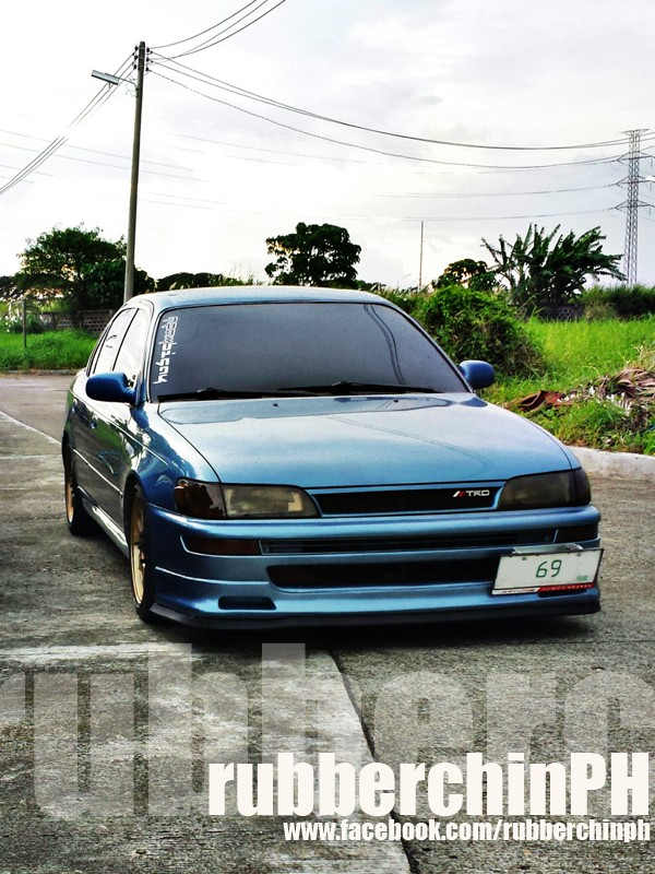 my 1995 corolla gli ^_^ Rubber10