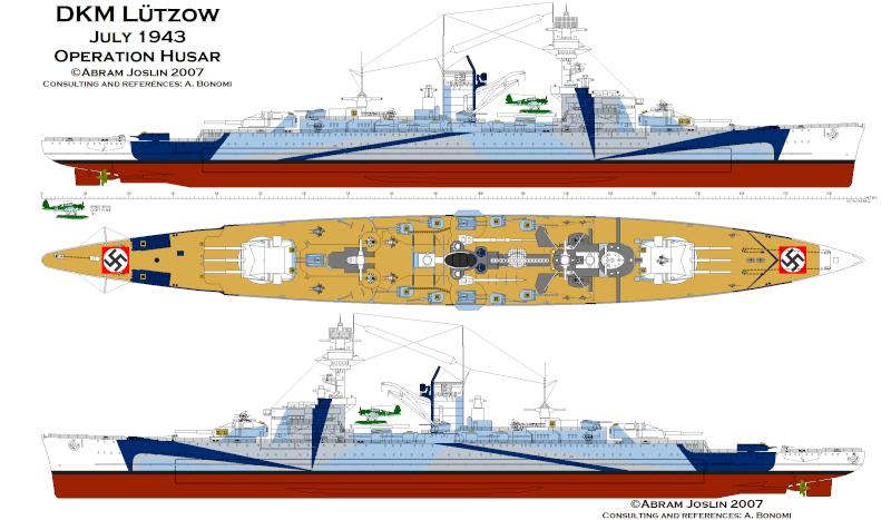 Croiseur lourd LUTZÖW Heller 1/400 17lutz12