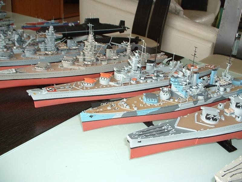 Flotte HELLER au 1/400 Vdscf012