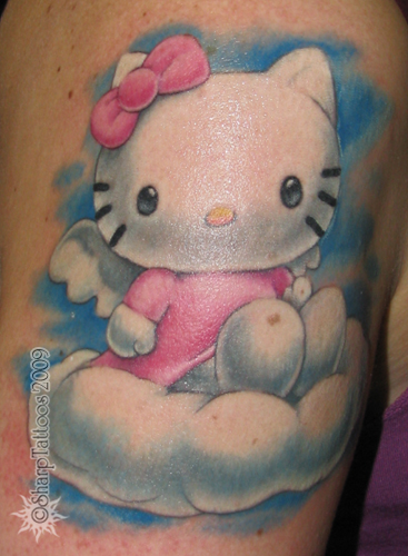 image tatouage  Hello-12
