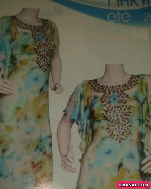 أجمل القنادر والفساتين الجزائرية مقتبسة مجلة مروة للفصالة 2014 Fsqkbh10