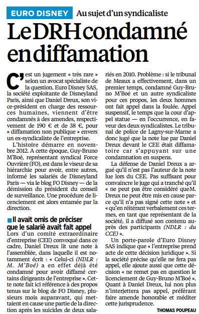 Disneyland Paris dans les médias (presse, télé, radio...) - Page 21 210