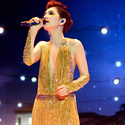 [NEWS E] Ella Chen stuns in a deep V dress (09.09.2013) 389ec911