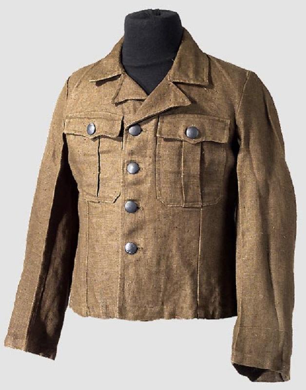 """Drell-Jacke"" d'une ""Adolf Hitler Schule"" (1936-1945) 27554k10"