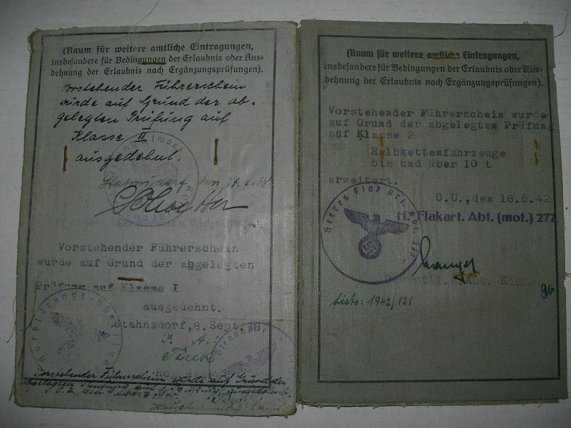 Le permis conduire dans la Wehrmacht Cimg3044